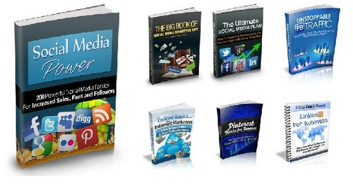 Pay for Social Media Power With MRR + Lots Of Bonuses