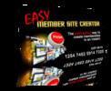 Thumbnail Easy Membership Site Creator : Brand New v2.0 Update w MRR