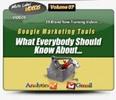 Thumbnail Google WebMaster Tools : Video Tutorials w MRR