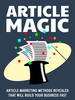 Thumbnail Turn Articles into Gold with Article Magic (MRR & Giveaway)