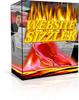 Thumbnail WebSite Sizzler! Easiest Way 2Get Content-Rich Websites PLR
