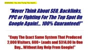 Thumbnail Screw Google Money Making Cash System w MRR