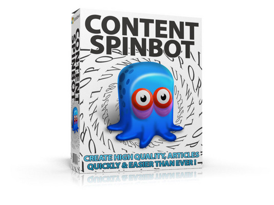 Pay for Content SpinBot: New Article Spinner Software w MRR