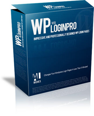Pay for WP Login Pro: WordPress Plugin For Cool Login Pages w MRR