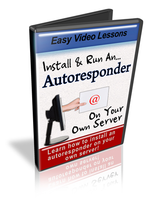 Pay for Install & Run An AutoResponder On Your Own Server - Videos