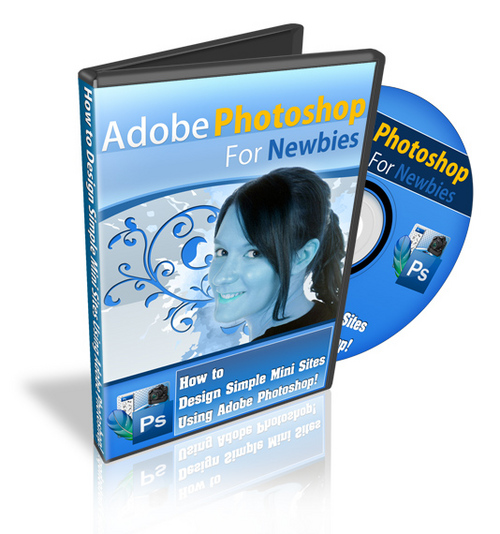 Pay for Adoble PhotoShop For Newbies - Video Tutorials w MRR