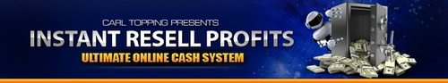 Pay for Instant Resell Profits: Ultimate Online Cash System w MRR