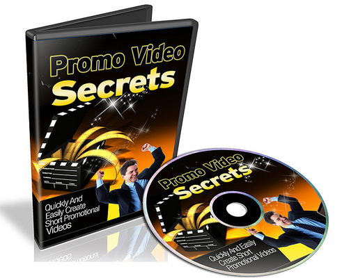 Pay for Promo Video Secrets - Step by Step Video Tutorials w MRR