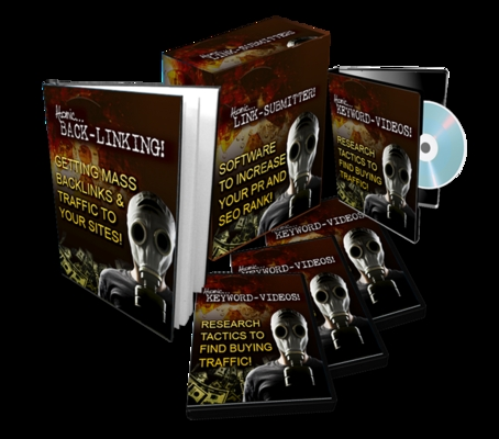 Pay for Atomic Back-Linking DELUXE - eBook, Videos,  Audio