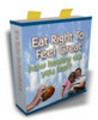 Thumbnail NEW!! Eat Right To Feel Great
