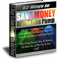 Thumbnail How To Save Money And Conserve Gas!  New Release eBook (MRR)