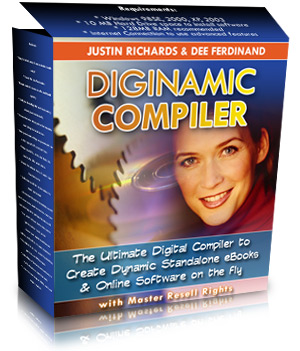 Pay for Software Diginamic Compiler, create eBooks and Online software on easy way