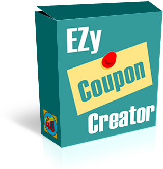 Pay for Ezy coupon creator software with resale rights