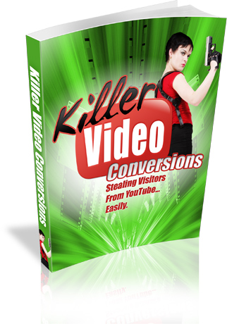 Pay for Killer Video Conversions New release How to steal visitors from You Tube easily!