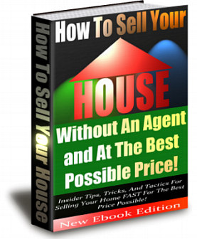 Pay for How to sell your house New release eBook now with MRR