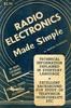 Thumbnail Radio Electronics Made Simple (1956)