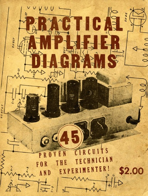 Pay for Practical Amplifier Diagrams - 1947