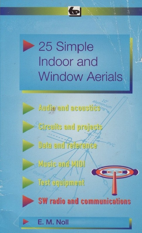 Pay for 25 Simple Indoor and Window Aerials