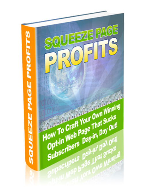 Pay for Squeeze Page Profits