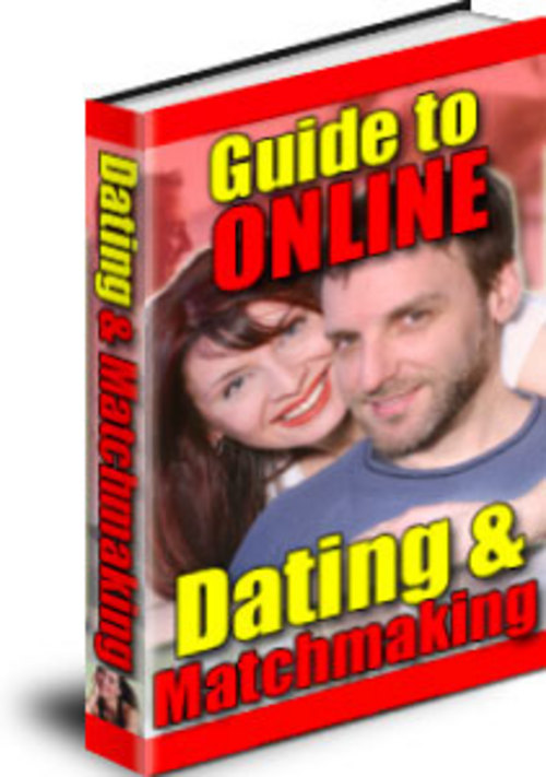Pay for Guide To Online Dating and Matchmaking