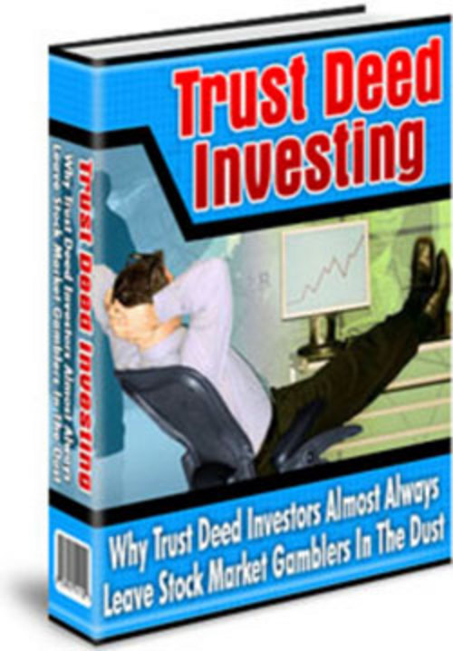 Pay for Trust Deed Investment