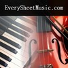 Thumbnail Bonporti, Francesco Antonio - Invenzioni for violin solo - Score from the BGA sheet music