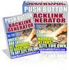 Thumbnail Ultimate Push Button Backlink Generator