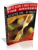 Thumbnail The Highly Effective Time Manager