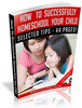 Thumbnail How to Successfully Homeschool