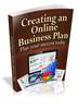 Thumbnail Creating an Online Business Plan