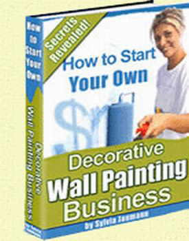 Pay For How To Start Your Own Decorative Wall Painting