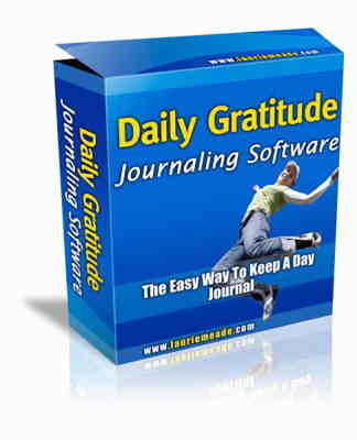 Pay for Daily Journal Software: The Daily Gratitude Journaling Software
