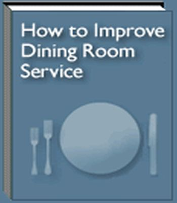 restaurant guide how to improve dining room service download ebooks