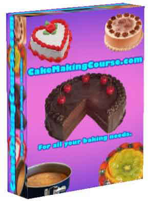 Pay for Easy to Make Cakes: Cake Making Course-Guide