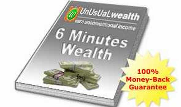 Pay for Ways To Make Money Online: 6 Months Wealth