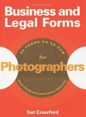 Pay for Business and Legal Forms for Photographers 4th Edition