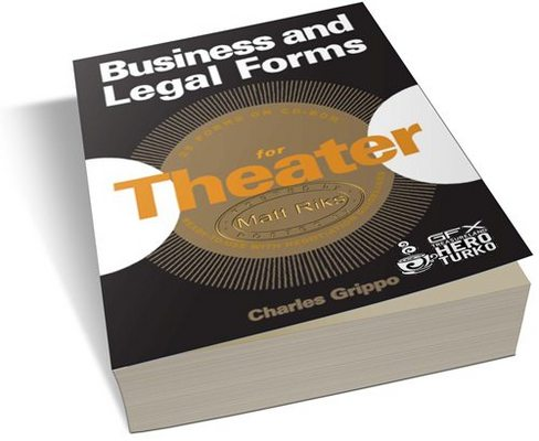 Pay for Business and Legal Forms for Theater