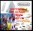 Thumbnail Nintendo wii repair guide.Nintendo wii console. DIY Fix