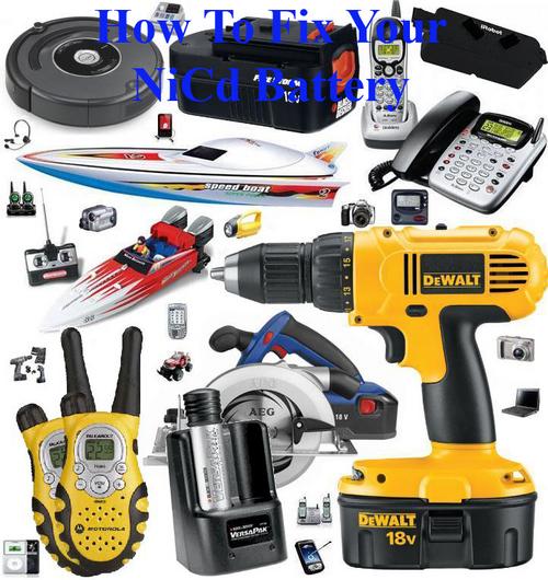 Pay for revive black and decker batteries, diy repair guide
