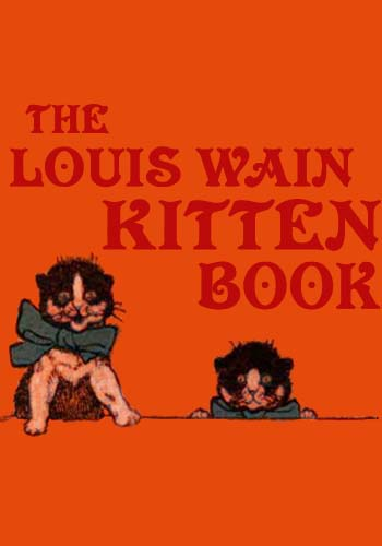 Pay for 3d Page Flipping eBook - Louis Wain Kittens