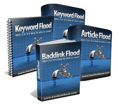 Pay for Backlink Flood - Tools With MRR