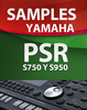 Thumbnail Mexican samples Yamaha Psrs 750 and 950