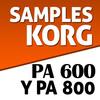 Thumbnail Mexican samples korg Pa600 and Pa800