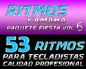 Thumbnail The Best Mexican Yamaha Styles Vol. 6