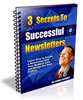 Thumbnail 3 Secrets To Successful Newsletters - Learn How to Create a