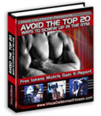 Pay for 20 Muscle Building Tips For Hardgainers