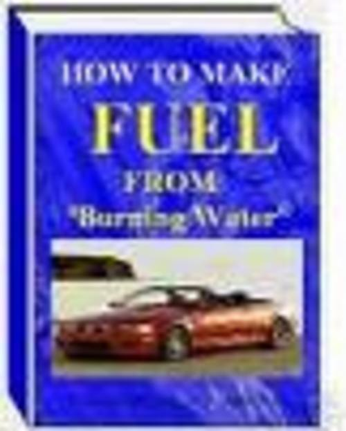Free HOW TO RUN YOUR CAR ON WATER EASY PLANS HYDROGEN E-BOOK Download thumbnail