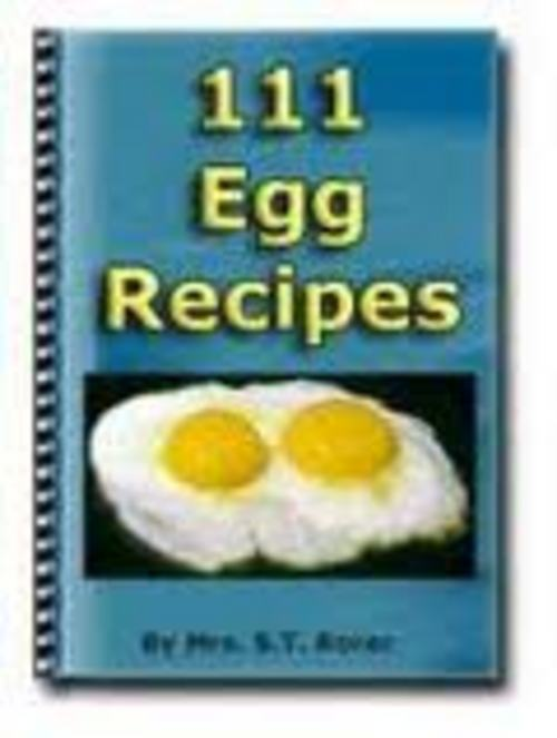 Pay for 111 Egg Recipes E-Book + Reseller Rights