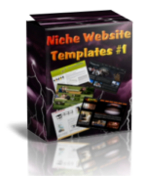 Niche Website Templates + Master Resell Rights!!! - Download Templa...
