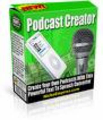 Pay for Podcast Creator And Text To Speech Converter